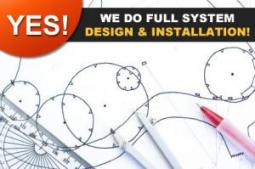 we provide custom sprinkler system design in Vacaville